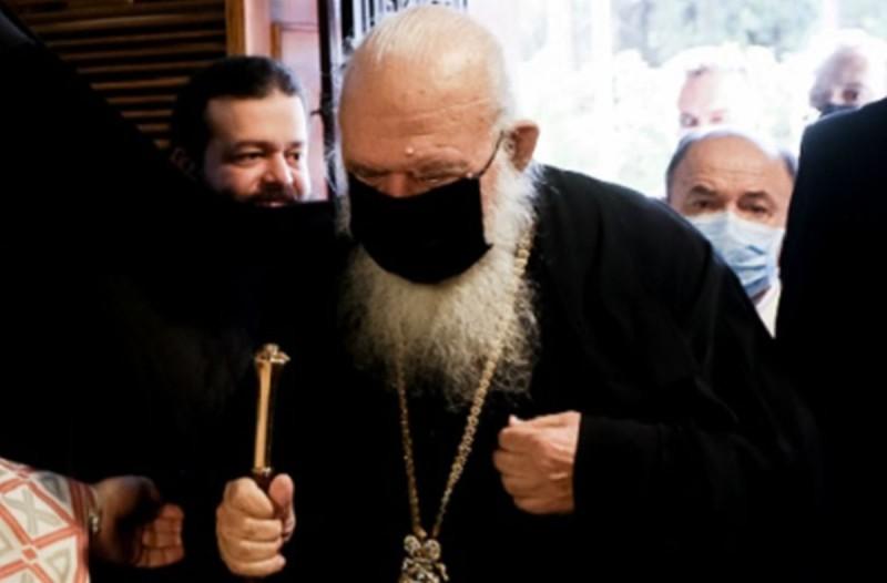 Έκτακτο ιατρικό ανακοινωθέν για την υγεία του Αρχιεπισκόπου Ιερώνυμου!