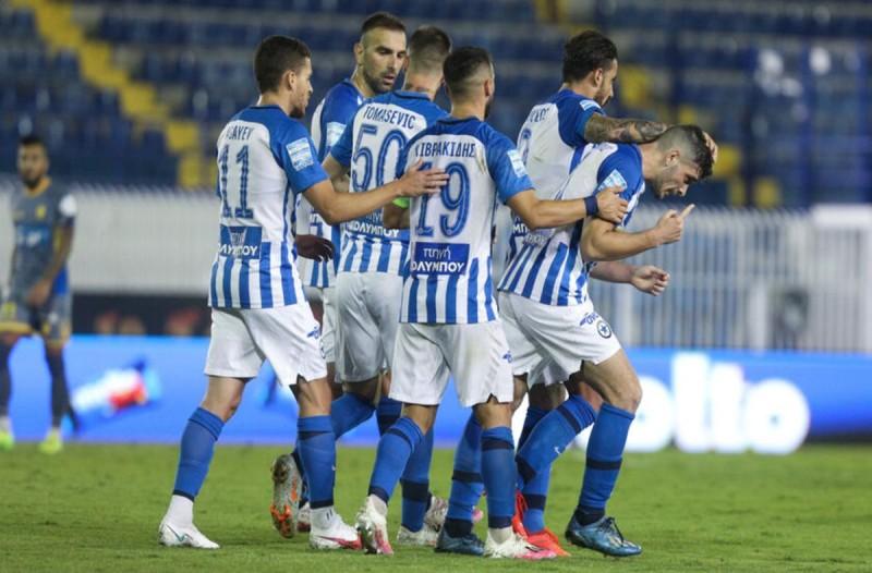 Super League: Ισόπαλη αναμέτρηση για τον Ατρόμητο και Απόλλωνα - Στο 2-2 έληξε το σκορ
