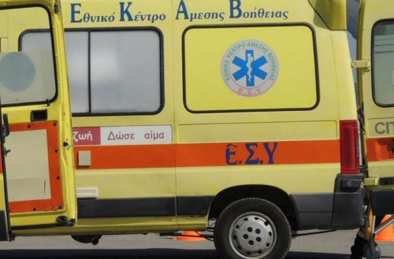 Αυτοκτονία στο κέντρο της Αθήνας - Άνδρας έπεσε από τον 6ο όροφο