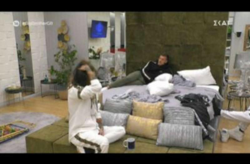 Big Brother: Τα νεύρα του Πυργίδη και τα τρυφερά τετ-α-τετ Σοφίας με Κεχαγιά - Δείτε τα highlights