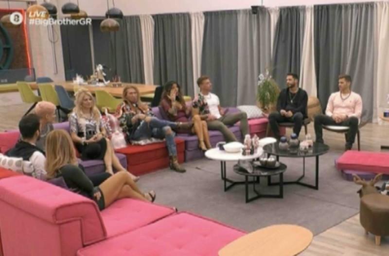 Big Brother: «Κοκκάλωσαν» οι παίκτες με αυτό που είδαν - Τεράστια έκπληξη