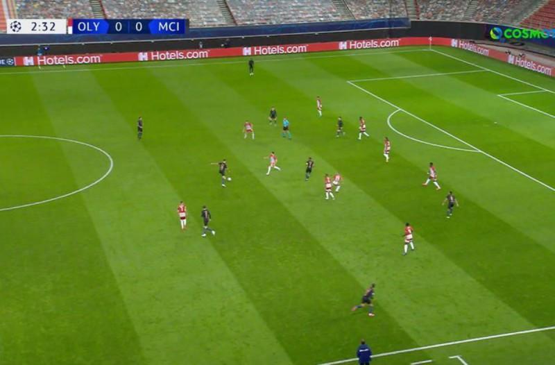 Champions League: Άλλο επίπεδο η Σίτι, τυχερός με το σκορ ο Ολυμπιακός - Τελικός με Μαρσέιγ (Video)