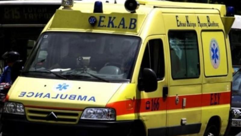 Στη Φθιώτιδα ένα μωρό έπεσε από μεγάλο ύψος και τραυματίστηκε σοβαρά.