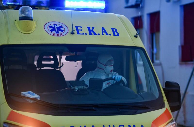 Κοζάνη: Τραγικός θάνατος 65χρονης - Καταπλακώθηκε από καρότσα γεμάτη ξύλα