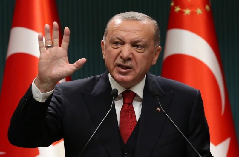 Νέες προκλήσεις Ερντογάν για την Ανατολική Μεσόγειο