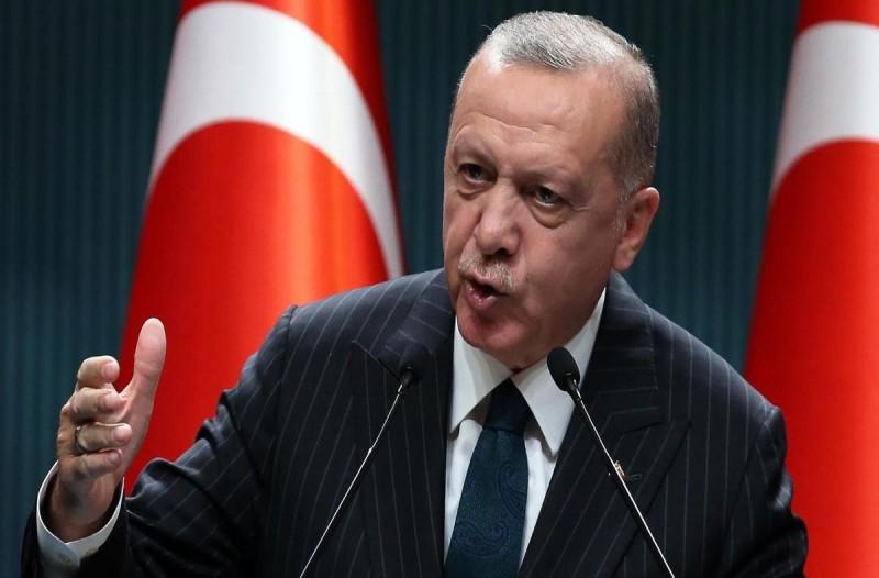 Παραλήρημα Ερντογάν: Συνεχίζουμε τις έρευνες στη Μεσόγειο