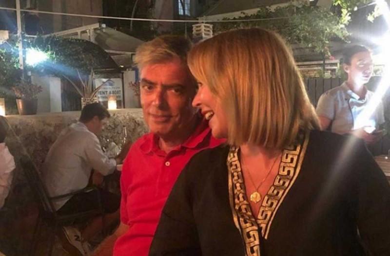 Μια γυναίκα αναστάτωσε Τατιάνα Στεφανίδου και Νίκο Ευαγγελάτο: Η συνάντηση που αποκάλυψε τα πάντα