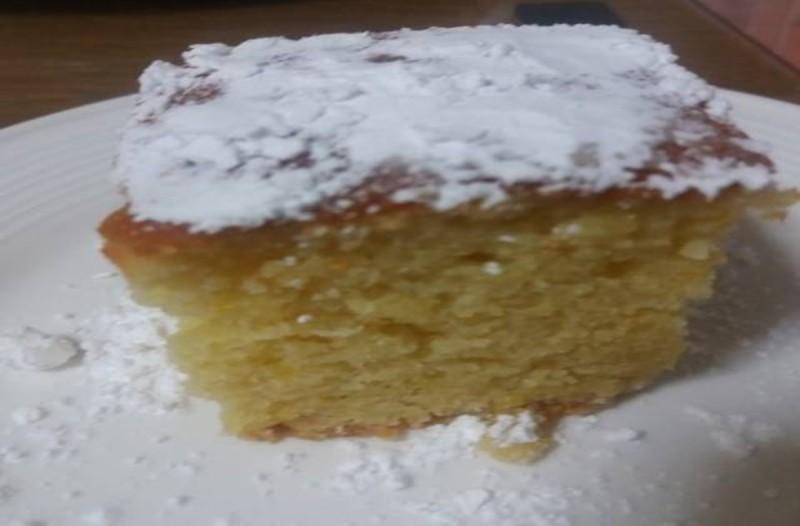 Κέικ αφρός που λιώνει στο στόμα - Το τέλειο γλυκό