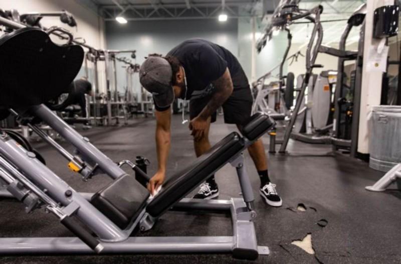 Πρόστιμα σε γυμναστήρια στην Αθήνα