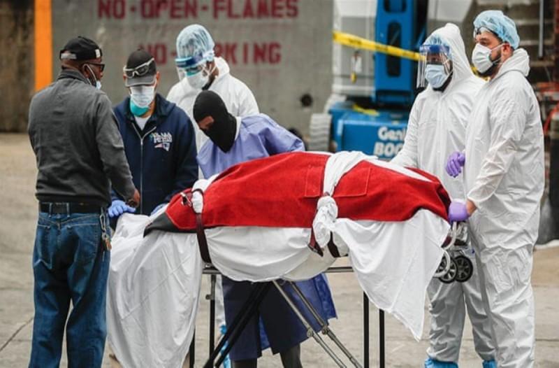 Κορωνοϊός - ΗΠΑ: Κάθε 3 λεπτά χάνουν τη ζωή τους 4 άνθρωποι