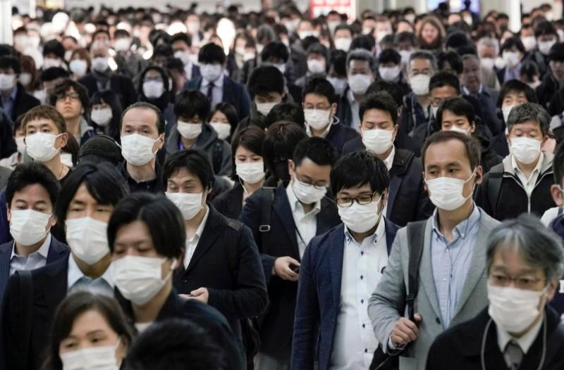 Κορωνοϊός - Ιαπωνία: Εξετάζονται νέα μέτρα μετά την αύξηση των κρουσμάτων