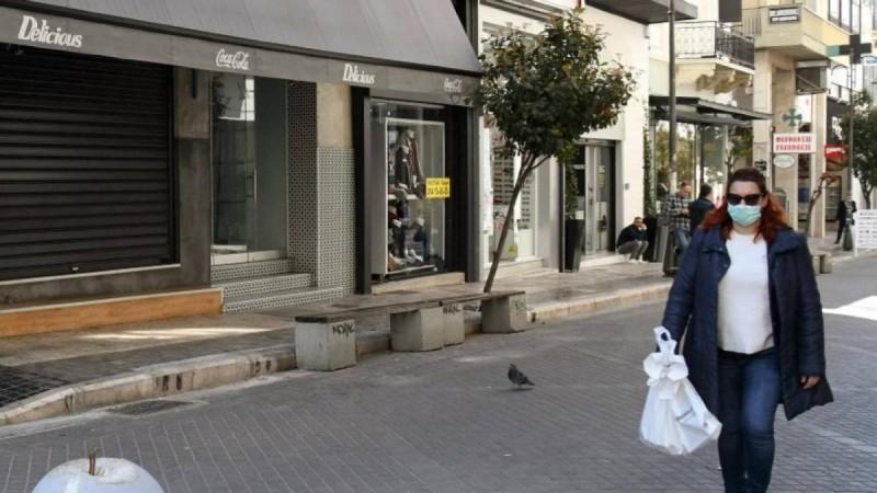 Δύο άντρες άνοιξαν παράνομα τα καταστήματα τους στην Χαλκιδική παρά τα μέτρα.