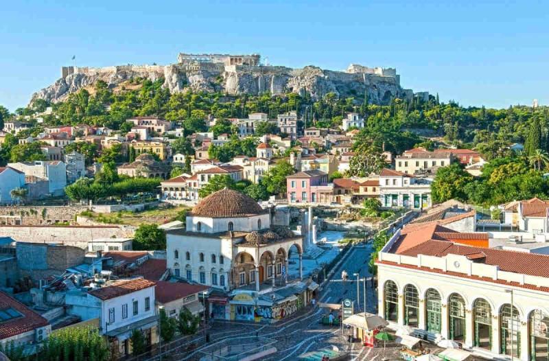 Η φωτογραφία της ημέρας: Βόλτα στην Αθήνα