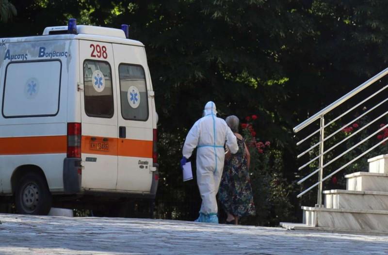30 κρούσματα κορωνοϊού σε γηροκομείο στην Θεσσαλονίκη
