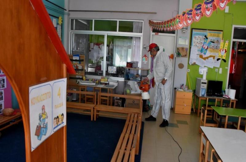 Κορωνοϊός: Βρέθηκε κρούσμα σε νηπιαγωγείο στην Ιεράπετρα - Σε καραντίνα 50 μαθητές