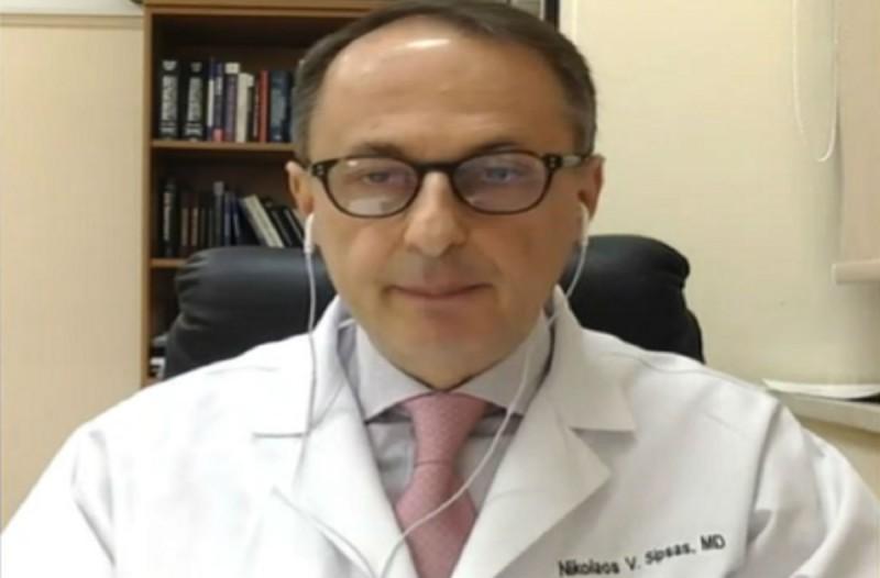 «Παράταση του lockdown μέχρι 21 Δεκεμβρίου» - «Βόμβα» από τον καθηγητή λοιμωξιολογίας Νίκο Σύψα