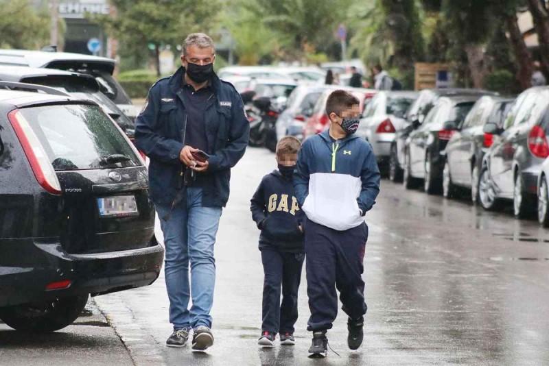 Λιάγκας παιδιά βόλτα