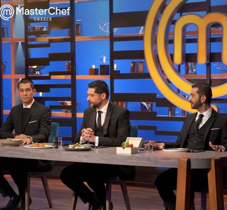 Master Chef 5 γυρίσματα