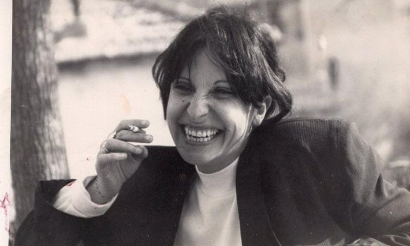 'Έφυγε' από τη ζωή η ηθοποιός Μένη Κυριάκογλου σε ηλικία 67 ετών.