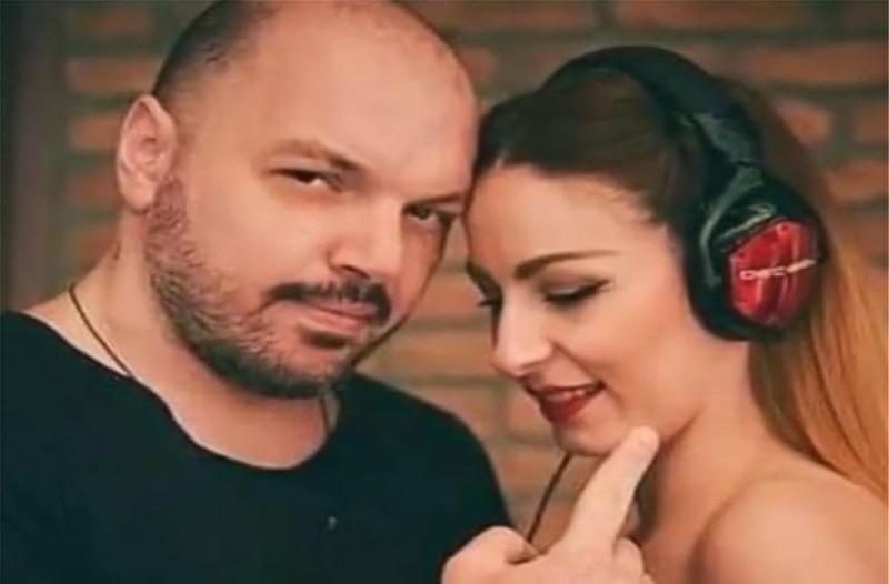 Αποχαιρετιστήρια ανάρτηση της συζύγου του DJ Decibel που έχασε τη ζωή του από τον κορωνοϊό