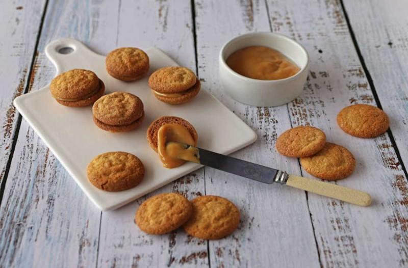 Μπισκότα... σκέτος εθισμός με ζαχαρούχο γάλα μέσα σε 15 λεπτά