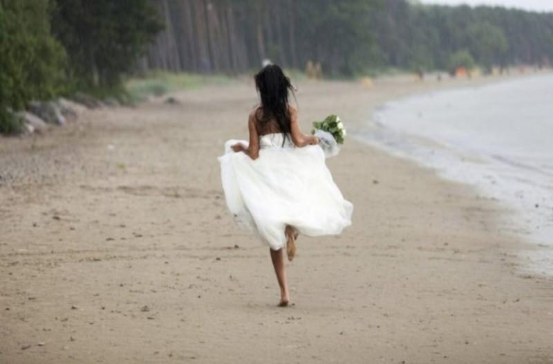 Η νύφη δεν πήγε στο γάμο