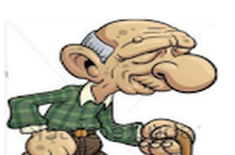 97χρονος παππούς πάει σ' έναν ασφαλιστή: Το ανέκδοτο της ημέρας (06/11)!