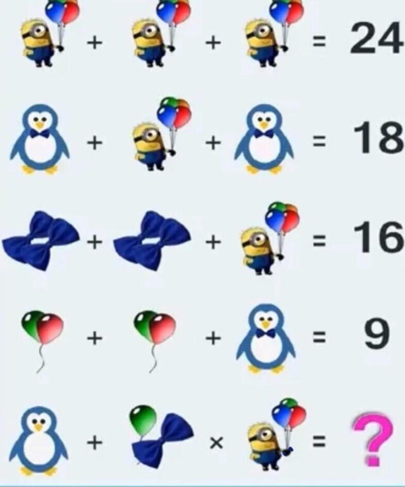 Πολλοί προσπάθησαν να λύσουν αυτό το μαθηματικό κουίζ με λίγα άτομα να τα καταφέρνουν.