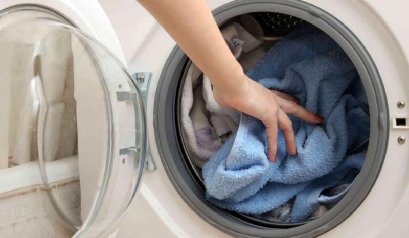 πλυντήριο χρήση σε υψηλές θερμοκρασίες