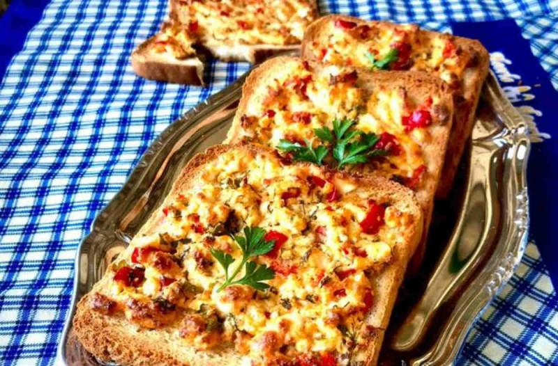 Η τυρόπιτα αλλιώς: Εύκολα τυρόψωμα φούρνου