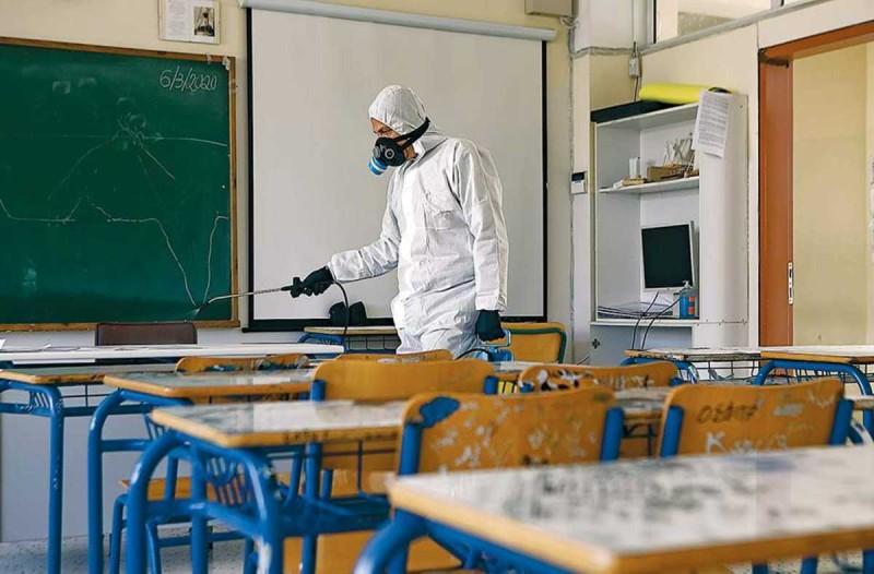 Σχολεία: Πιθανό το σενάριο να ανοίξουν όλα στις 7 Δεκεμβρίου