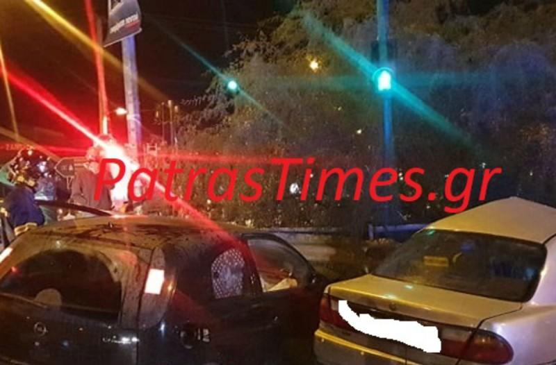 Σοβαρό τροχαίο στην Πάτρα: 5 τραυματίες - Ανάμεσά τους δύο παιδιά