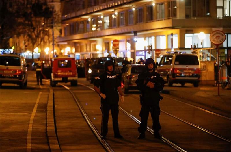 Επίθεση στην Βιέννη ανέλαβε την ευθύνη το ISIS
