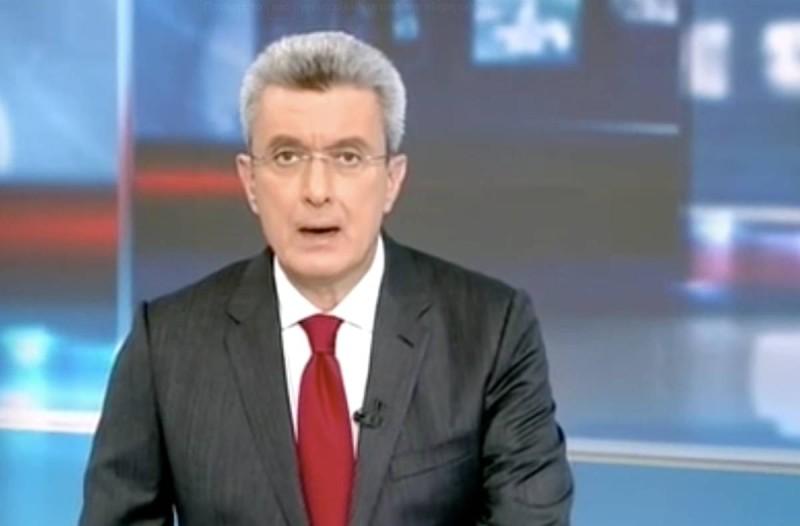Έξαλλος ο Νίκος Χατζηνικολάου: Νέος «πόλεμος» για το δημοσιογράφο