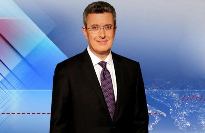 Νίκος Χατζηνικολάου ανακοίνωση στον ΑΝΤ1