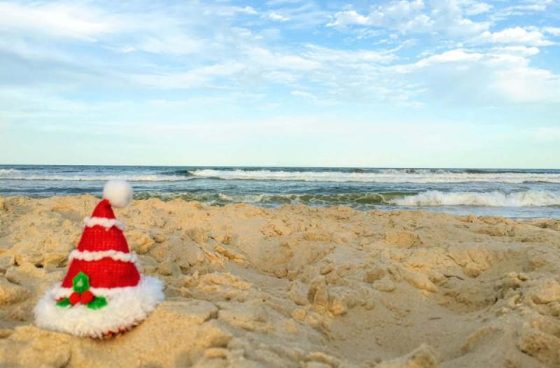 Χριστούγεννα: Σε ποια μέρη του κόσμου είναι καλοκαίρι;