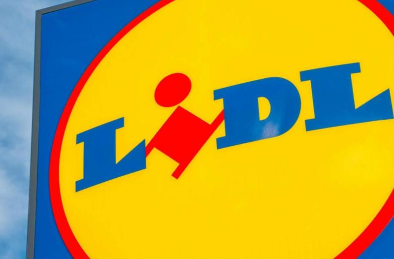 Λουκέτο σε σούπερ μάρκετ Lidl -