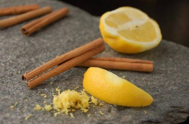 Λεμόνι, μέλι και κανέλα για απώλεια βάρους