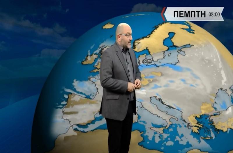 Σάκης Αρναούτογλου: Έρχεται ραγδαία επιδείνωση του καιρού (Video)