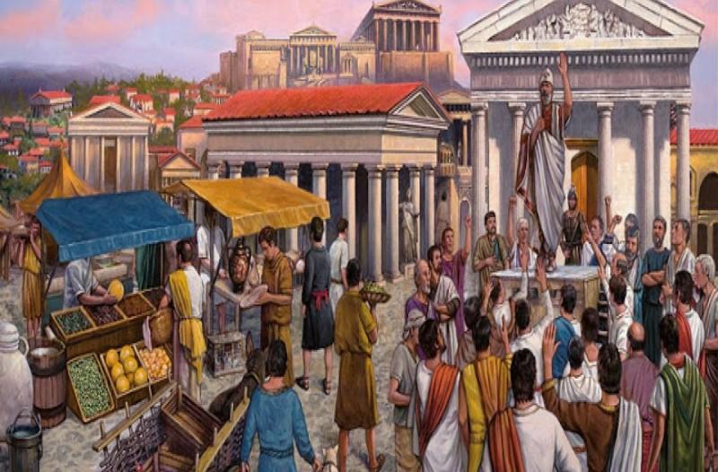 Πόσες δραχμές στοίχιζαν οι τροφές και το κρασί στους Αρχαίους Έλληνες;