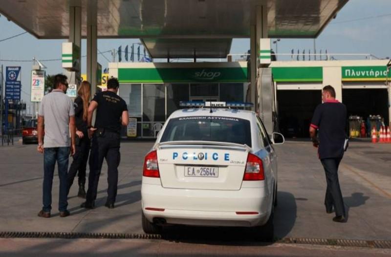 Συναγερμός στη Θεσσαλονίκη: Επίθεση με χειροβομβίδες σε βενζινάδικο