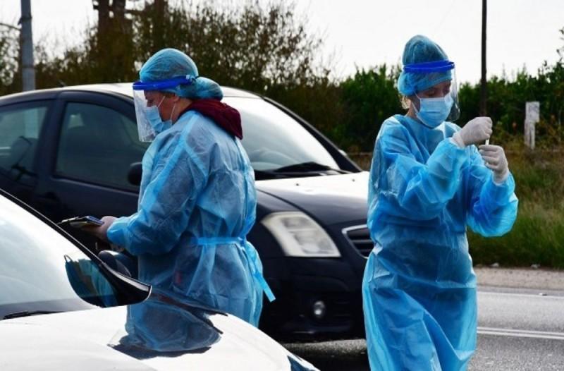 Κορωνοϊός - Κρήτη: Πότε θα πραγματοποιηθούν τα rapid test από το αυτοκίνητο