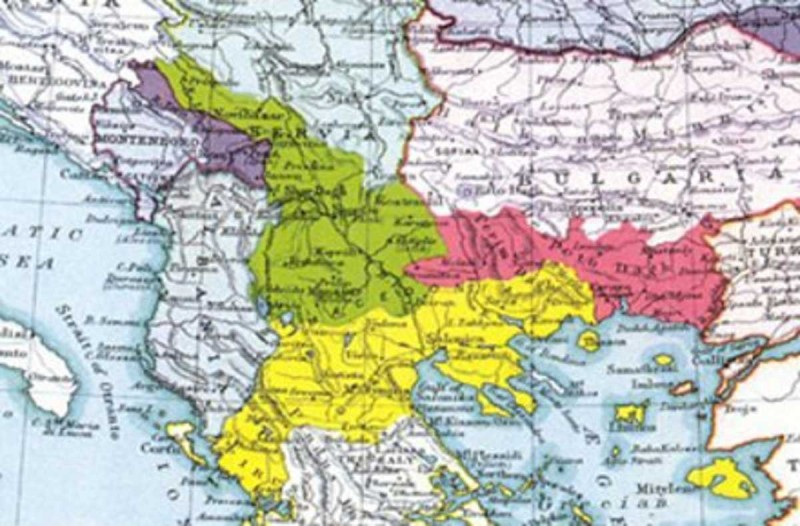 Υπογράφεται στη Φλωρεντία το ομώνυμο πρωτόκολλο που καθορίζονται τα σύνορα του νεοδημιουργηθέντος αλβανικού κράτους