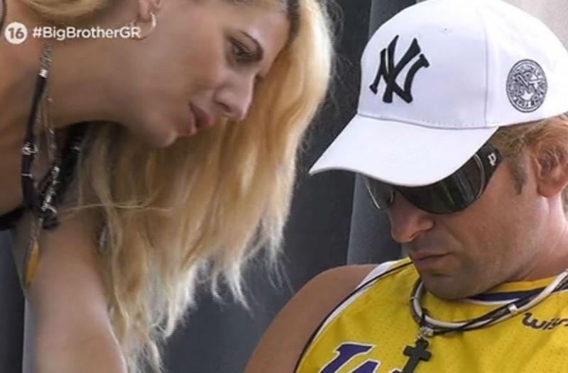 Big Brother: Άναψε «φωτιές» η Άννα Μαρία Ψυχαράκη - Αποκαλύπτει τα πάντα για την σχέση της με τον Πυργίδη (Video)