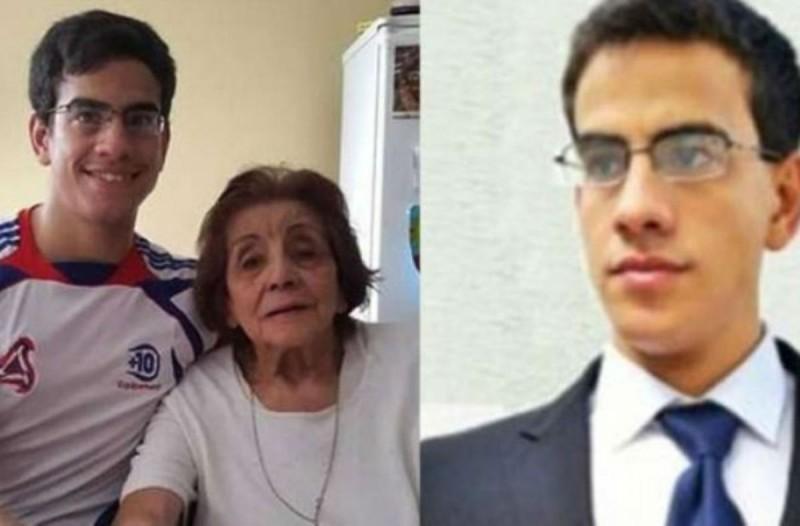 23χρονος παντρεύτηκε την 91χρονη αδερφή της γιαγιάς του