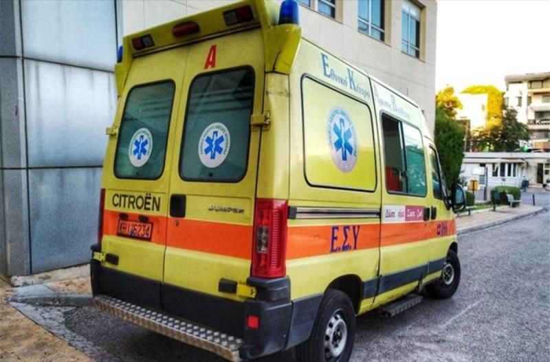Λαμία: Διασωληνώθηκε ο ένας τραυματίας από την έκρηξη στην αποθήκη με φιάλες υγραερίου