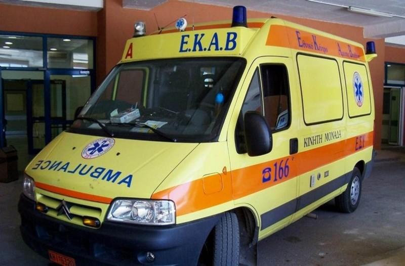 Τροχαίο δυστύχημα στην Κέρκυρα