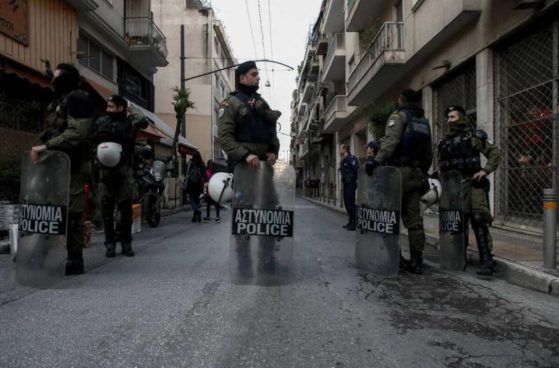 Επέτειος Γρηγορόπουλου: «Γνωστοί» στις Αρχές έξι από τους συλληφθέντες