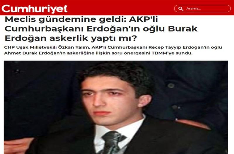 Γιος Ερντογάν