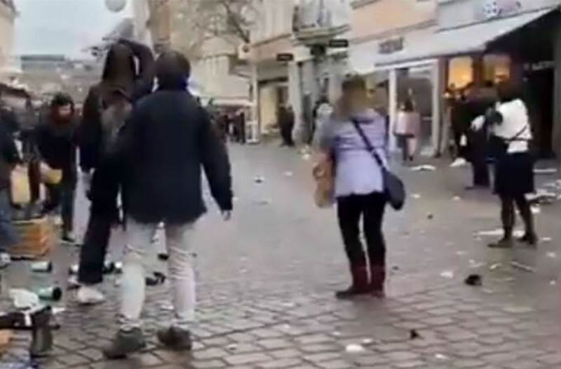Βίντεο-ντοκουμέντο από την επίθεση στη Γερμανία - «Πέταξε ανθρώπους στον αέρα»